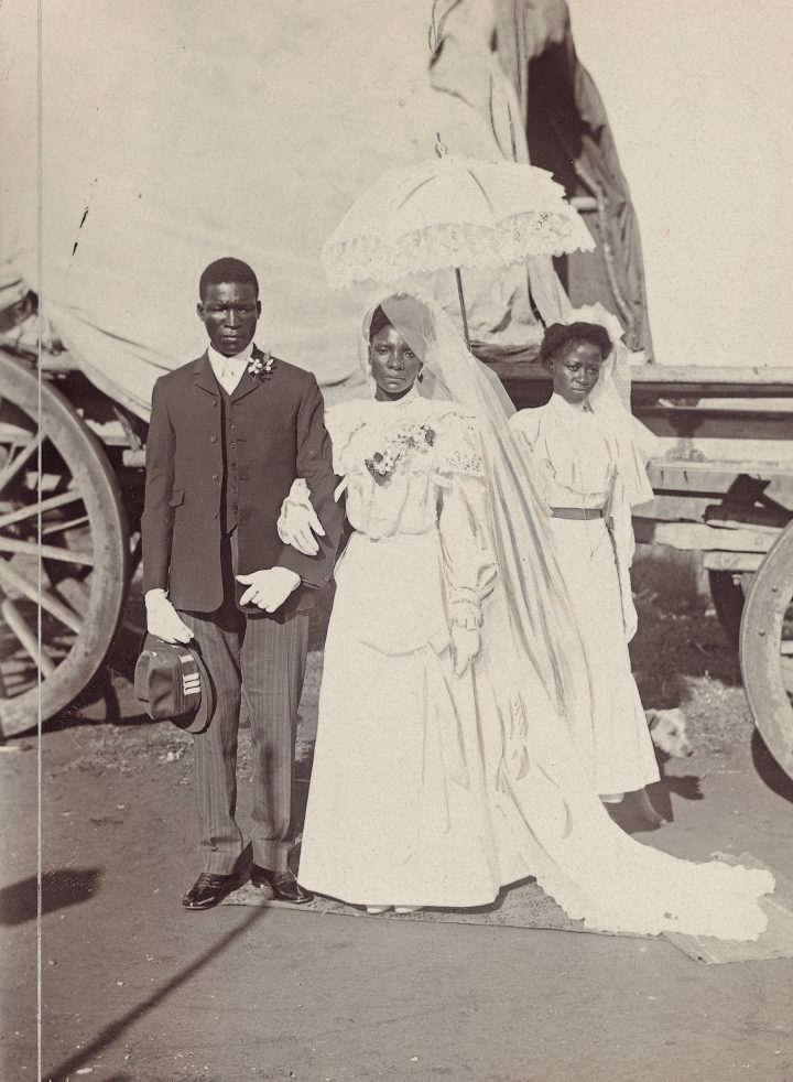 19 C 1533 Lewis Wedding photograph cropped