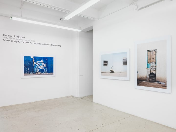 2015 09 Project Space Install View Lay of Land 01 EPW Studio