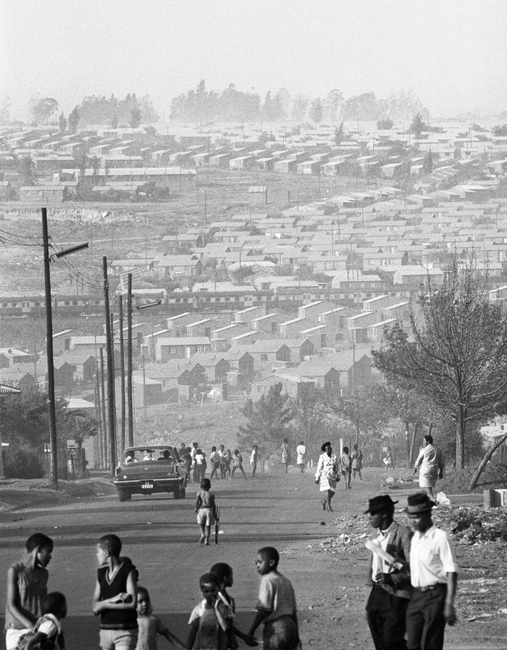 DG 1436 David Goldblatt Soweto