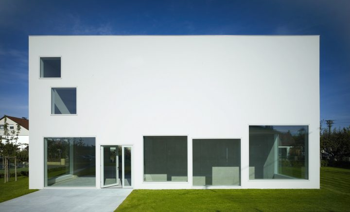 Walthercollection Neu Ulm Burlafingen Architecture Whitecube Walther Vorjohann 02
