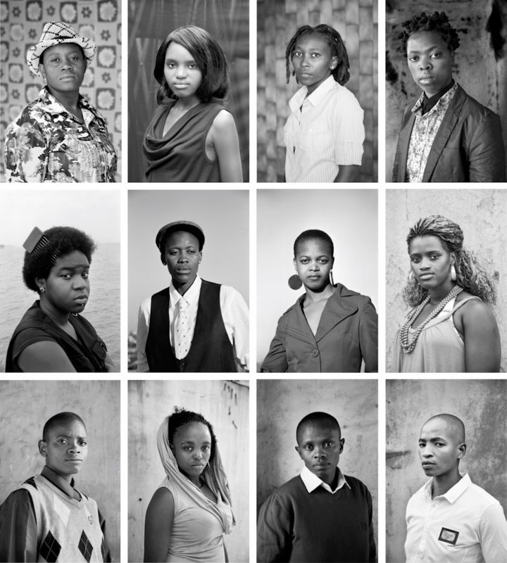 Za M_969_Walther Collection_Zanele Muholi_Facesand Phases_2007
