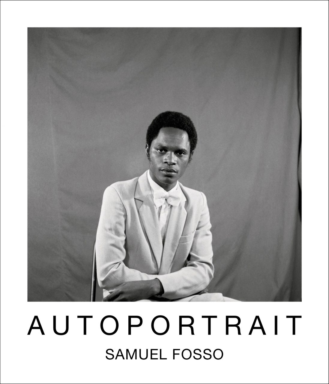 Walther Collection Steidl Artist Monograph Samuel Fosso AUTOPORTRAIT Cover 2019