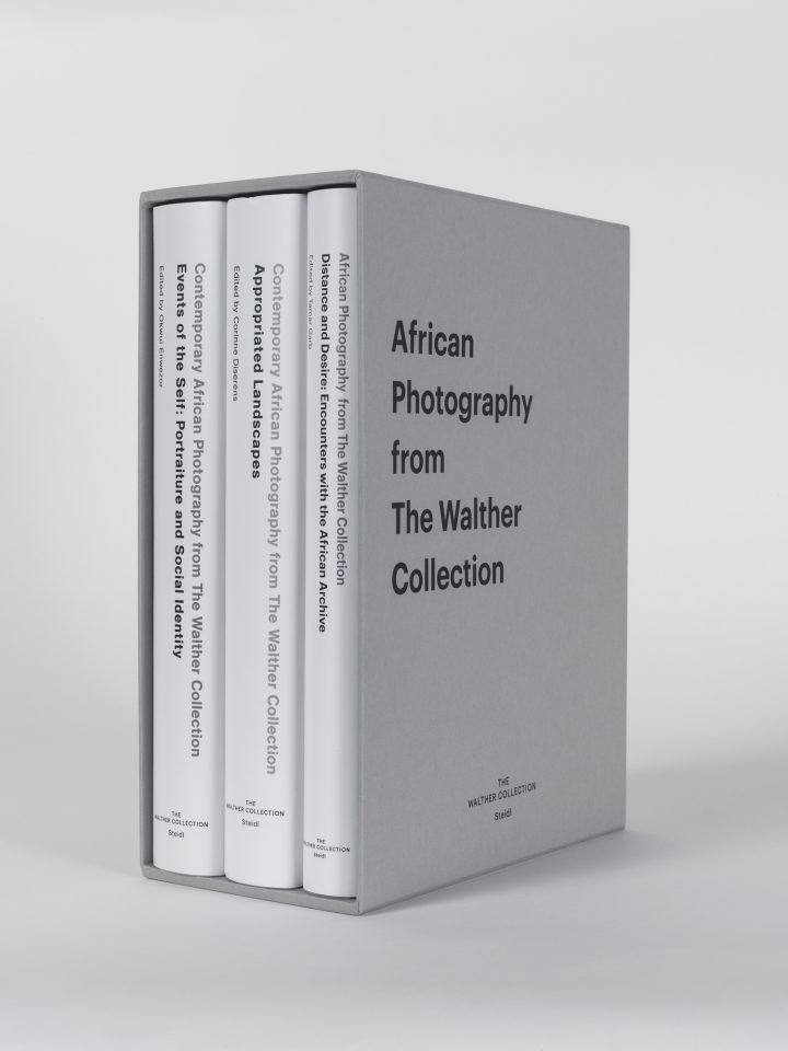 Walthercollection Steidl Slipcase African Photography 2010 13